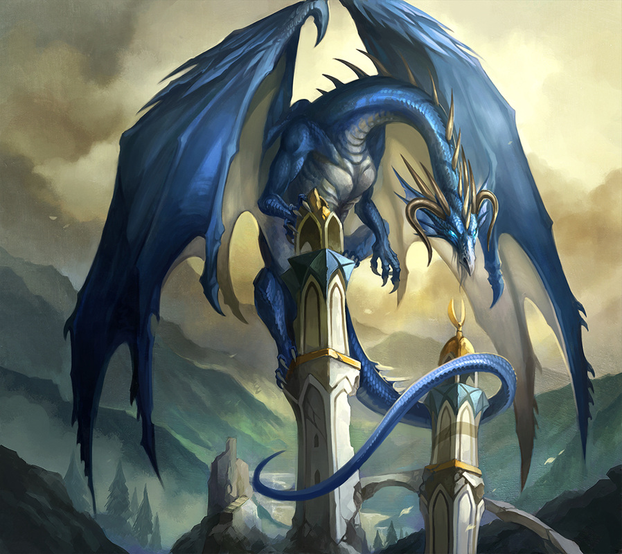 fantasy dragons warhammer high - photo #34